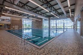 In Door Pool by Indoor Pool Carol Stream Park District