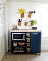 Kitchen Cart With Storage by Best 25 Microwave Cart Ideas On Pinterest Coffee Bar Ideas