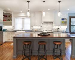 Kitchen Peninsula With Seating by Best 25 Butcher Block Island Ideas On Pinterest Butcher Block