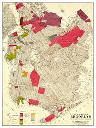Brooklyn New York Map by Map Of Brooklyn U0027s Racial Diversity By Neighborhood 1920 Knowol