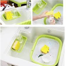 Allora Kitchen Faucet Kitchen Sink Apple Sponge Holder Slope For Kitchen Sink Drain