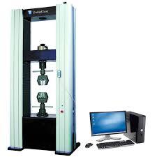 iso 6892 1 metallic materials tensile testing iso united test electronic universal testing machine
