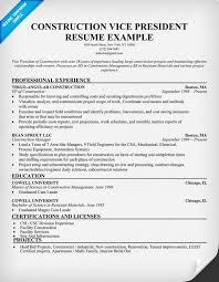 Construction Management Resume Examples by Construction Job Description Job Description For Operations