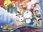 Shizuka And Doraemon
