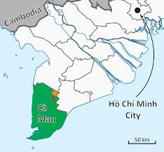 no evidence of on farm circulation of avian influenza h5 subtype map of southern vietnam v2