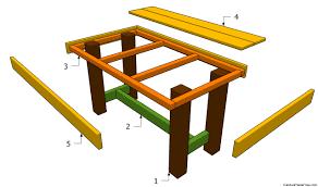 triyae com u003d backyard table plans various design inspiration for