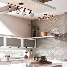 Kitchen Island Lighting Lowes by Best 25 Kitchen Track Lighting Ideas On Pinterest Farmhouse