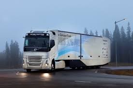 2004 volvo truck volvo trucks tests hybrid powertrain for long haul transport in
