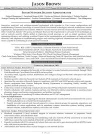 Linux System Administrator Resume Sample by Senior Network Administrator Resume Sample Resume Samples