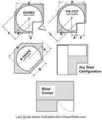 Kitchen Cabinets To Maximize Storage Home Tips For Women - Corner kitchen base cabinet