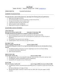 Sample Resume Lpn by Sample Resume Lpn Resume Cv Cover Letter Sample Lpn Cover Letter