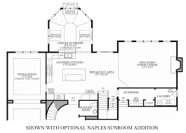 Sunroom Floor Plans by Reserve At Holmdel The Hollister Home Design