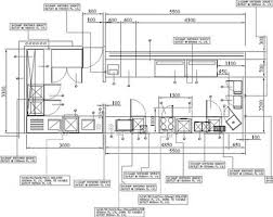 cafe and restaurant floor plans building drawing software for