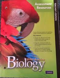 miller u0026 levine biology teacher u0027s edition assessment resources