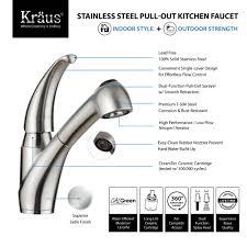 kitchen faucet kraususa com