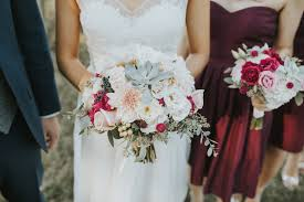 fall wedding flowers cafe ole dahlias blush dahlias succulents