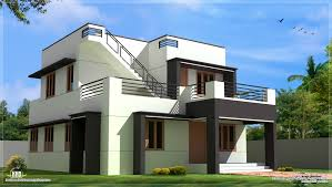 Contemporary Modern House Plans And Designs Modern House Plans - Home designes