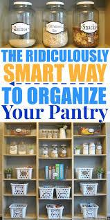 best 25 organize food pantry ideas on pinterest kitchen