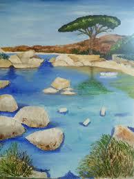 peinture de bord de mer atelieriviera