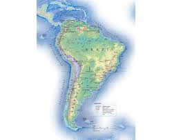 Political Map Of Latin America by Maps Of South America And South American Countries Political