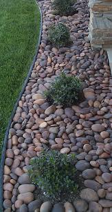 Best  River Rock Landscaping Ideas On Pinterest River Rock - Backyard river design