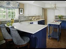 kitchen unique two tone white and navy blue kitchen cabinet and unique two tone white and navy blue kitchen cabinet and kitchen island by judith balis