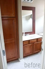 Renovating A Small Bathroom On A Budget Rustic Bathroom Ideas Hgtv