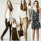 ZARA Women May 2010 Lookbook | CHIC INTUITION... Starting the ...