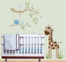 Tree Decal For Nursery Wall by Cherry Blossom Tree Decal Elegant Style In Baby Room Wall Decals