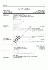 Job Resume Examples 2015 by Sample Draft Of Resume Model Format Cv Cover Letter New 2015 Best