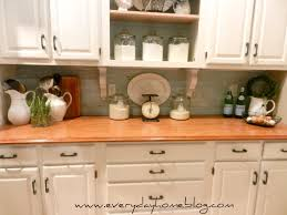 paint tile floor to look like wood copper sheeting backsplash