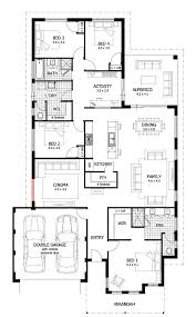 House Plan Search by 4 Bedroom House Plans Single Story Google Search 4 Inspired