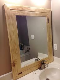 diy mirror frame ideas u2014 doherty house