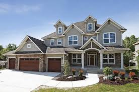 storybook house plan with 4 car garage 73343hs architectural