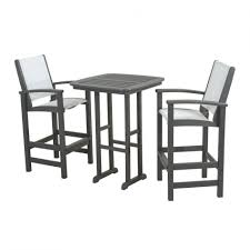 Patio Furniture Bar Height Dining Set - the tall patio table set hubpages about 41 height vintage outdoor