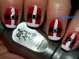 easy christmas nail art designs diy 2014 sara nail easy drawing