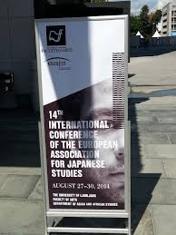 th Conference of the European Association of Japanese Studies     Sites at Lafayette   Lafayette College Here are the abstracts of papers and panels dedicated to new research in the study of Imperial Japanese visual culture  accompanied by illustrations and