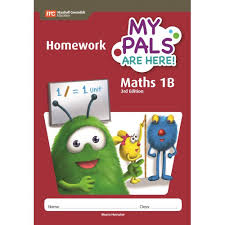My Pals Are Here Maths Homework Book  B   rd Edition    Singapore     Jade Educational