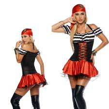 free shipping selling festival costume women pirate costume