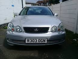 lexus service norwich lexus gs300 auto 1998 fully loaded part exchange welcome recently