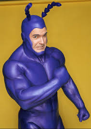 The Tick Costume Halloween by Apocalypse Cosplay Test Fit Album On Imgur