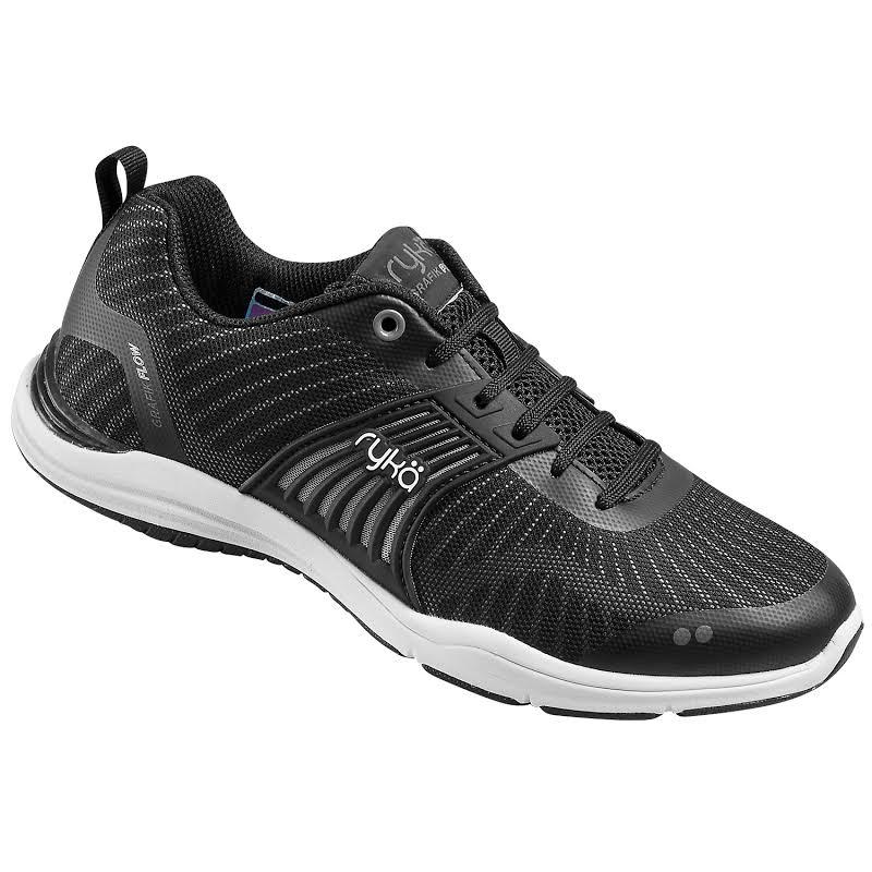 Ryka Grafik Flow Training Shoes Black, 8.5