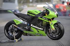 Moto GP Style Kawasaki