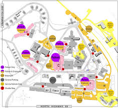 Virginia On Map by Facility Campus Map Northern Arizona Va Health Care System
