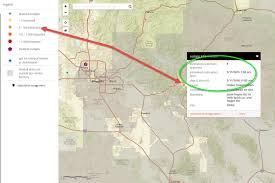 Payson Arizona Map by When The Power Goes Out Aps Outage Map Lights Up With Info