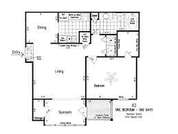 Sunroom Floor Plans by Atrium Place Apartments Columbia Sc Floor Plans