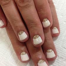 34 gel nail white tip designs picsrelevant