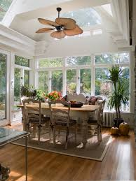 dining room ceiling fans dining room dark wooden dining table and