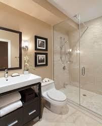 home decor modern white porcelain toilet mixed light tan wall