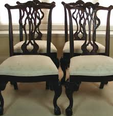 Thomasville Dining Room Chairs by Set Of Four Thomasville